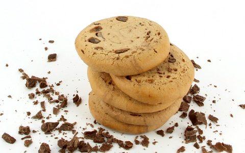 cookies tendres chocolat