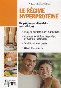 Le livre sur le régime hyperprotéiné