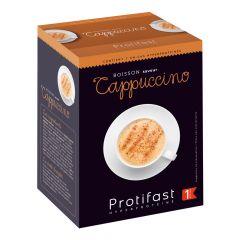Boisson cappuccino riche en protéines Protifast