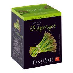 Velouté asperge riche en protéines pour régime Protifast. 1 boîte x 7 sachets
