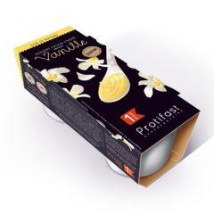 2 crèmes dessert à la vanille Protifast.
