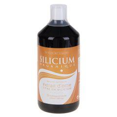 Silicium organique Artilicium®️ 1 litre. Concentré liquide sans paraben.