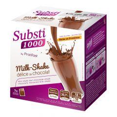 Substitut de repas milk-shake délice au chocolat