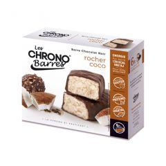 Chrono-barre rocher noix de coco source de tryptophane.