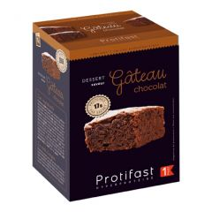 Gâteau chocolat hyperprotéiné Protifast
