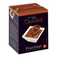 Dessert entremets chocolat Protifast